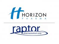 Horizon Pharma to buy Raptor Pharma for $800 mln