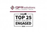 QFR Solutions Earns LinkedIn's Top Specialist Firm