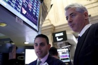 Valeant, Ackman Must Face U.S. Insider Trading Lawsuit