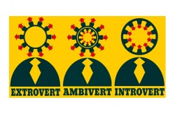 9 Signs That You're An Ambivert