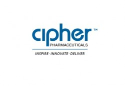 Cipher Pharmaceuticals Appoints Robert D. Tessarolo as CEO